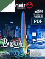 PARANAIR Revista muestra