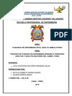 Plan de Sesion Educativa TAI CHI CHUA