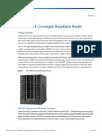 Cisco CBR-8 Converged Broadband Router Datasheet-c78-733099