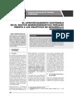 El aprovechamiento sostenible en el sector mineroenergético peruano frente a los Objetivos de Desarrollo Sostenible (ODS)