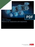 ABB - Motors for explosive atmosphere.pdf