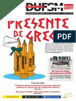 Jornal SEDUFSM Outubro a Dezembro de 2018