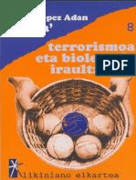 Beltza, Emilio Lopez - Terrorismoa Eta Biolentzia Iraultzailea