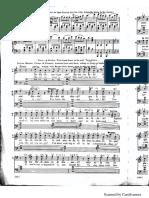 Batti, Batti, o Bel Masetto - Mozart