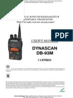Dynascan DB-93M English