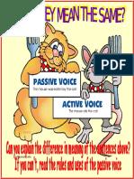 Passive Voice 2018