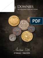 Downies auction catalogue