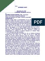 12. Cir v. Asturias Sugar Central