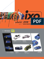2018 Ixo Catalogue
