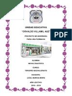 Proyecto de Inversión_farmacia