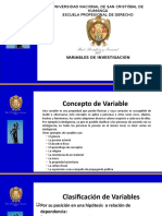 c5 Variables