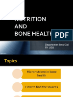 (k5) Nutrition and Bone Health 2015