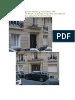 Los Desbalances Patrimoniales y Financieros del Matrimonio Alan García- Pilar Nores
