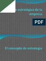 Direccion Estrategica de La Empresa