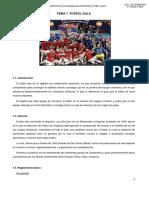 Tema 7. Fútbol Sala _3º ESO