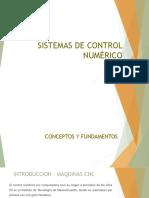 Sistemas de Control Numérico