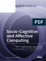 Socio-Cognitive and Affective Computing