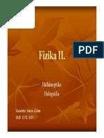 Fizika II-1