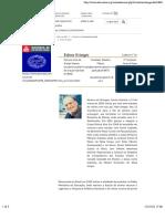 Edino Krieger - Academia Brasileira de Música