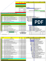 RFQ 12699A Doe Project Schedule 0806