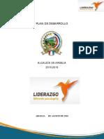 PDM Argelia Cauca
