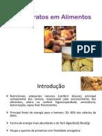 Carboidratos Dos Alimentos