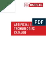 Borets Artificial Lift Technologies Catalog 2017