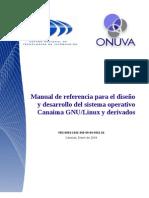 Manual Canaima
