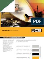 Lubricantes JCB