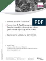 Korrosion Und Fraktographie