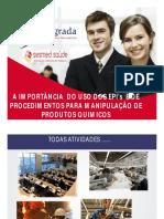Uso de Epi e Manipução de Produtos Quimicos PDF