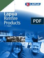 Lapua Rimfire 2016 A4 USA