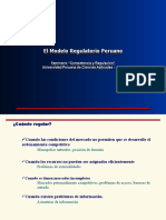 Competencia y Regulacion