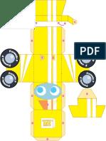 Formula p Unlocked Rasterizado Amarillo