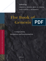(Supplements to Vetus Testamentum 152) Craig A. Evans, Joel N. Lohr, David L. Petersen (eds.)-The Book of Genesis_ Composition, Reception, and Interpretation-Brill (2012).pdf