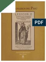 Diccionarios del Perú
