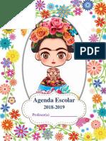 Agenda de Frida-word