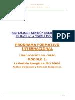Modulo 2 La Gestion Energetica ISO 50001 - Equipos y Sistemas