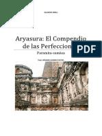 Aryasura El Compendio de Las Perfecciones.
