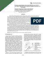 Jurnal Studi Eksperimen Pengaruh Preheating Pada Pengelasan Gmaw