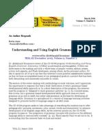Tesl Ej Grammar