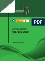 Democracia y exclusión social - FLACSO.pdf