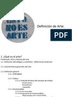 001-¿Qué Es El Arte_ Preámbulo