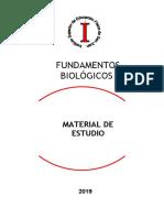 Fundamentos biológicos 2019