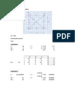 Ejercico Armadura Con Matrices
