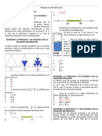Segunda Prueba de Matematica