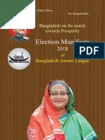 Community Radio in Election Manifesto 2018 of Bangladesh Awami League