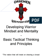 Developing Warrior Mindset and Mentality_Basic Tactical Thinking and Principles (1)