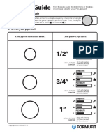 How to Size Your PVC Pipes