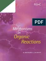 [Richard a. Jackson] Mechanisms in Organic Reactio